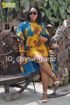 Lovely Ankara Styles for Curvy Women - Sisi Couture African Wear, African Women, African Dress, Ankara Dress, Ankara Fabric, African Outfits, African Clothes, Africa Fashion, Ethnic Fashion