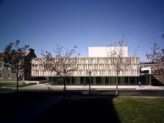 Gallery of McGee Art Pavilion / ikon.5 architects - 6