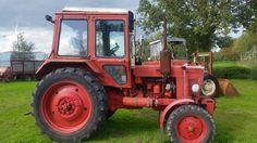 Belarus Traktor MTS 550 Druckluft Kabine TÜV 8/2016 Schlepper | eBay