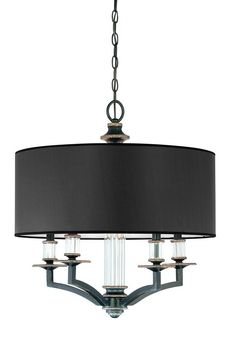 CanadaLightingExperts | Modern Royale - Five Light Chandelier