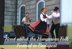 Click to read about our visit to the Hungarian Folk Festival, held on Castle Hill every August in Budapest. As well as music and dancing there were many stalls selling Hungarian folk crafts and traditional food. #Budapest #Hungary #festival #travel