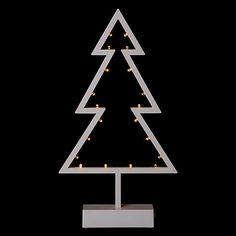 Buy John Lewis Pre-Lit Tree LED Light, Warm White Online at johnlewis.com