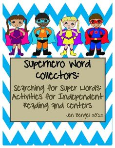 Teach and assess in the reading workshop with these fun printables!