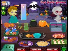 Baby Hazel Halloween -   Top Baby Games - Game Cartoons