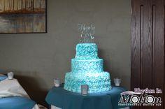 Legend at Bristlecone Wedding Cake Pinspotting Wedding Lighting, Wedding Cakes, Desserts, Food, Wedding Gown Cakes, Tailgate Desserts, Deserts, Essen, Cake Wedding
