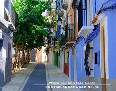 Villajoyosa en Alicante Costa Blanca