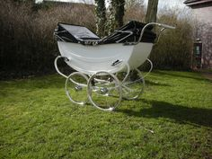 Twin Dunkley Pram Restoration - Ellegant Classics My 1948 Dunkley was made into a twin pram in 1955
