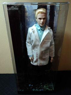 The Twilight Saga: Breaking Dawn - Part 2 Carlisle 2012 Barbie Doll