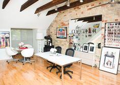 The Coveteur Office | Erin Kleinberg, Stephanie Mark & Jake Rosenberg | Toronto