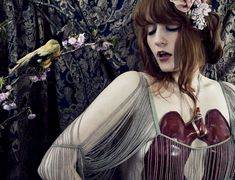 Florence & The Machine | Lungs – The Book Agency