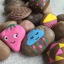 Bildresultat för måla stenar