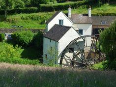 Daniels Mill, Bridgnorth, Shropshire, England - Water Mills on ...