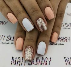 Are you looking for summer nails colors designs that are excellent for this summer? See our collection full of cute summer nails colors ideas and get inspired! Nails 61 Summer Nail Color Ideas For Exceptional Look 2019 Summer Nails 2018, Cute Summer Nails, Cute Nails, My Nails, Summer Holiday Nails, Nail Summer, Summer Shellac Nails, Nails Summer Colors, Spring Nails