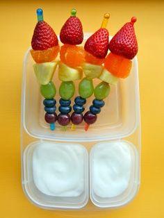 Fruit Kebabs on Pinterest | Kebabs, Fruit and Fruit Kabobs