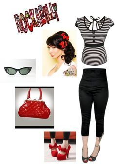rockabilly girl - Google Search