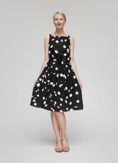 Pihka-dress by Mika Piirainen (Marimekko) Dot Dress, Dress Me Up, Dress Skirt, Dress Code, Marimekko Dress, Mode Inspiration, Get Dressed, Designer, Cute Outfits