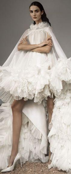 Ashi Studio Fall 2020 Couture Ashi Studio, Design Crafts, Ballet Skirt, Couture, Black And White, Skirts, Dresses, Fall, Fashion
