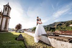 Externas - Casamento em Ouro Preto - MG by CharlesOliveira