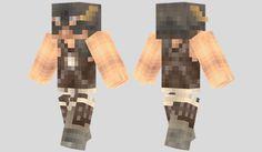 Dovahkiin Skin para Minecraft