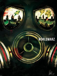 Limited Edition World War Z Prints