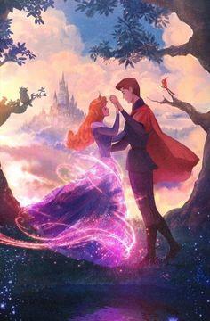 Disney Princess Drawings, Disney Princess Art, Disney Rapunzel, Disney Princess Pictures, Arte Disney, Disney Girls, Disney Magic, Disney Art, Princess Aurora