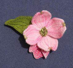 Many Beautiful Wool Applique Patterns