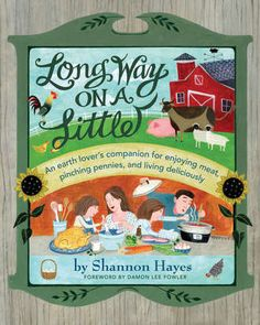Long Way on a Little - book review on food waste and using the whole animal.  Recipes included.