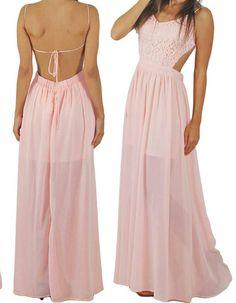This dress! Light pink summer dress. Love it