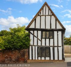 A house in Lavenham, medieval village in Suffolk, England. Only 2 hours from London.