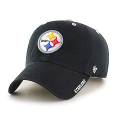 d153654c26e Pittsburgh Steelers 47 Brand Striped Gold Bucket Hat