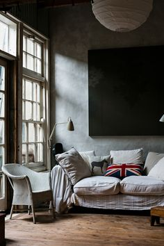 Une maison loft d'artiste à Melbourne - PLANETE DECO a homes world