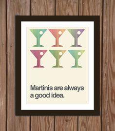 """Martinis are always a good idea."" | #BRAVOMartiniNight #Martini http://www.bravoitalian.com/rochester_hills.html?view=full"