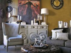 Interior Design Shopping in Denver - Lulu's Furniture