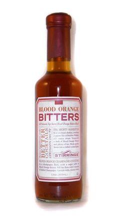 STIRRINGS BLOOD ORANGE BITTERS