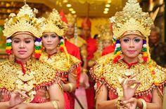 Pelaminan Palembang Sanggar Rias Sriwijaya