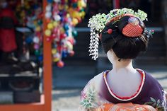Geisha. Kyoto, Japan