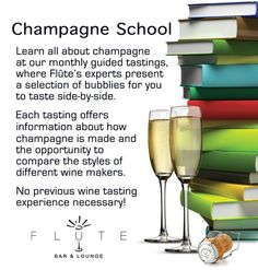 Champagne School at Flute