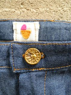 Handcrafted Jeans by HarrietsHaberdashery