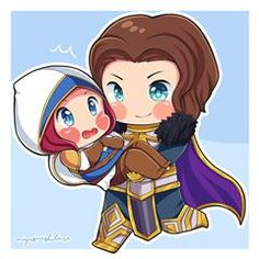 """"""" Natalia x Tigreal . Yaay, another Mlbb Couple 🤣 Miya Mobile Legends, Moba Legends, Legend Drawing, Video Game Companies, Chibi Couple, Mobile Legend Wallpaper, Anime Version, King Of Fighters, Mobile Game"""