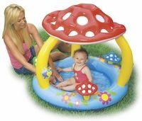 cute baby mushroom pool
