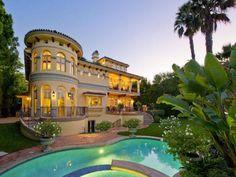 $6.1 Million Mediterranean Estate in Beverly Hills California 2