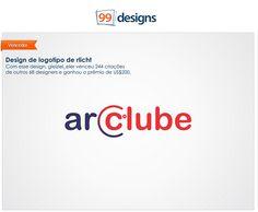 Logo vencedora Concurso 99designs