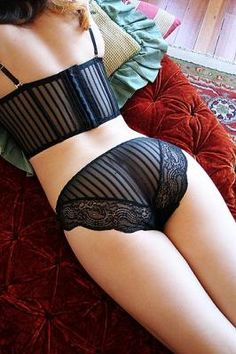 Dollhouse Bettie ~ Retro, Authentic Vintage & Pinup Lingerie ~ On Sale