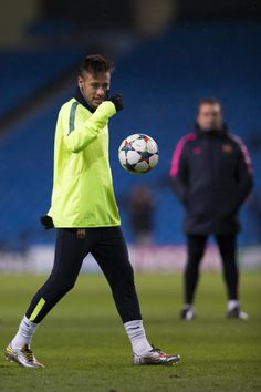 23.02.2015 Training Session in Manchester