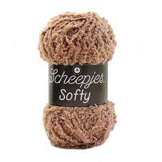 Dein Wollshop.de   Scheepjes Softy (480)   online kaufen Drake, Winter Hats, Stuff To Buy, Products, Amigurumi, Fabric Animals, Masks, Threading, One Color