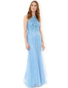 Callisto Dress | Blue | Monsoon