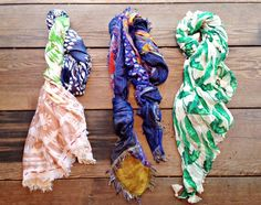 Chrissi Shields: Q&A Day: Should I wear scarves in the Spring?