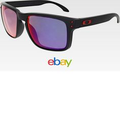 46a86806fa8 Oakley Men s Mirrored Holbrook OO9102-36 Black Square Sunglasses