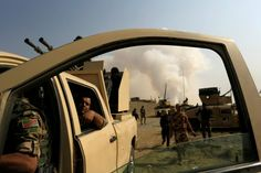 Islamic State steps up counter-attacks as Mosul offensive enters second...