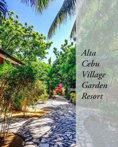 Always take the scenic route.  For reservations call 496 7881, 496 7812, 496 7052, and 0923 748 8033.  #AltaCebu #AltaResorts #MakeItAlta #ExperienceAlta Cebu, Garden, Garten, Lawn And Garden, Gardens, Gardening, Outdoor, Yard, Tuin